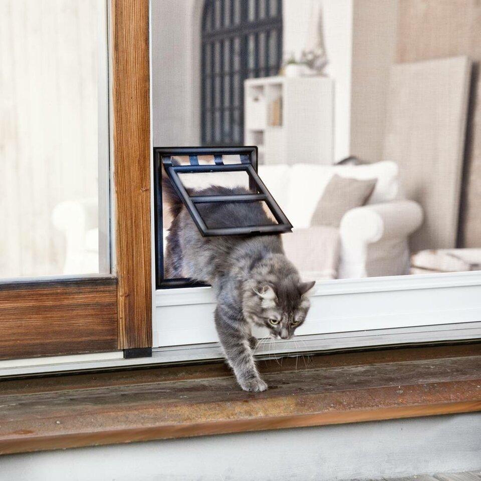 Cat Flap For Fly Screen Door Fly Screen Accessories